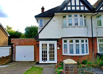 Thumbnail 3 bedroom property for sale in Priory Avenue, London