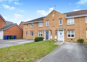 Thumbnail 3 bed terraced house for sale in Sargeson Road, Armthorpe, Doncaster
