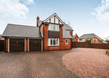 Thumbnail 4 bed detached house for sale in Plough Close, Mountsorrel, Loughborough