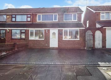 4 bed semi-detached house for sale in Wood Hill Rise, Holbrooks, Coventry CV6
