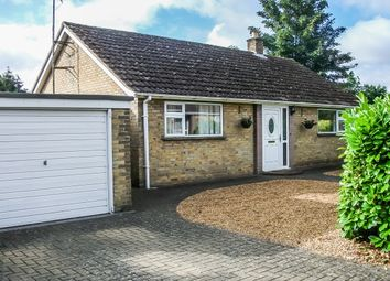 Thumbnail 2 bed detached bungalow to rent in Geoffrey Bishop Avenue, Fulbourn, Cambridge