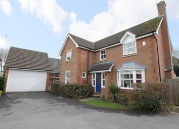 Thumbnail 5 bed detached house for sale in Bowling Green Lane, Purley On Thames, Reading