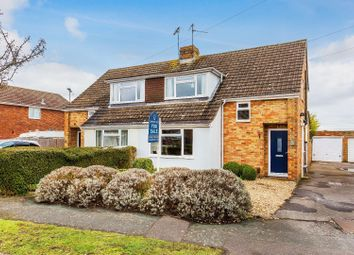 Thumbnail 3 bed semi-detached house for sale in Wentworth Close, Farnham