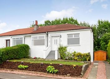Thumbnail 3 bed bungalow for sale in Etive Drive, Giffnock, Glasgow, East Renfrewshire