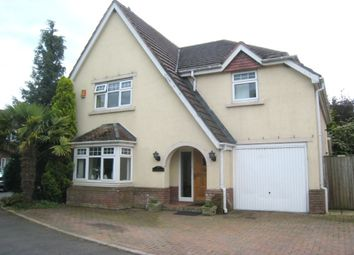 Thumbnail 4 bed detached house for sale in Cobbs Lane, Hough, Crewe