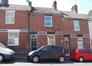 Thumbnail 2 bed terraced house to rent in Roberts Road, St Leonards, Exeter, Devon