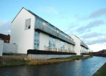 Thumbnail 4 bedroom town house to rent in Electric Wharf, Coventry