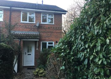 Thumbnail 2 bed end terrace house to rent in Martins Heron, Bracknell