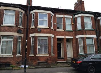 Thumbnail 6 bed terraced house for sale in Furness Road, Fallowfield