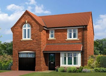 "Thumbnail 4 bedroom detached house for sale in ""The Windsor"" at Flaxley Road, Selby"