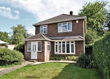 Thumbnail 3 bed detached house for sale in Bickerley Road, Ringwood