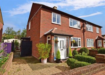 Thumbnail 3 bed semi-detached house for sale in Hind Close, Chigwell, Essex