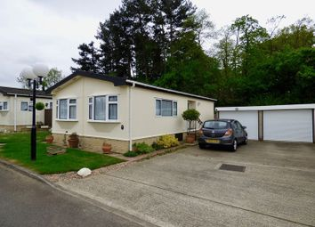 Thumbnail 2 bedroom mobile/park home for sale in The High Pines, Parkers Lane, Warfield, Bracknell