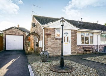 Thumbnail 2 bed bungalow for sale in Silver Birch Close, Cardiff