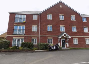Thumbnail 2 bed flat for sale in Cae Gwyllt, Broadlands, Bridgend.