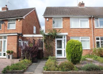 Thumbnail 3 bed semi-detached house to rent in School Road, Hockley Heath, Solihull, West Midlands