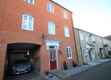 Thumbnail 4 bed town house to rent in Flavius Way, Colchester, Essex