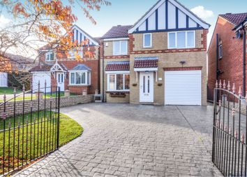 Thumbnail 4 bed detached house for sale in Briargate, Middlesbrough