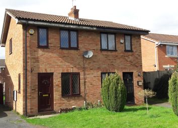 Thumbnail 2 bed semi-detached house to rent in Shelbourne Close, Tividale, Oldbury