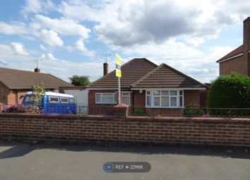 Thumbnail 2 bed bungalow to rent in Church Hill Road, Thurmaston, Leicester