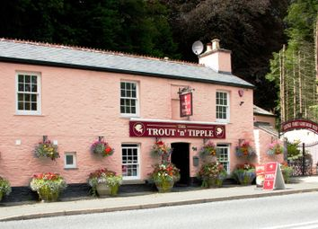 Thumbnail Pub/bar for sale in Parkwood Road, Tavistock