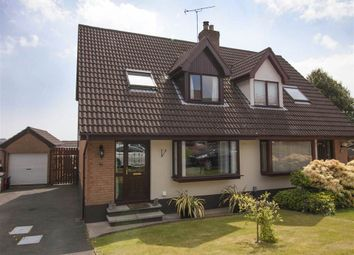 Thumbnail 3 bed semi-detached house for sale in 9, Grangewood Glen, Belfast