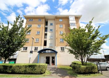 Thumbnail 2 bed flat for sale in Cutter House, Macarthur Close, Erith, Kent