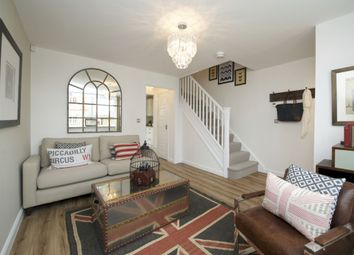 "Thumbnail 2 bed semi-detached house for sale in ""Kendal"" at Weddington Road, Nuneaton"