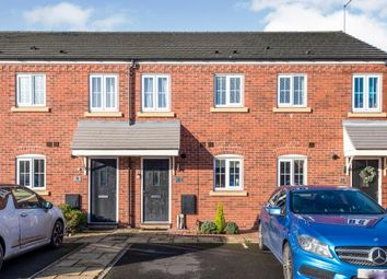 2 bed terraced house for sale in Wilton Close, Cannock, Staffordshire, . WS11