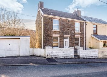 Thumbnail 2 bed semi-detached house for sale in Stormy Lane, Nantymoel, Bridgend