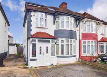 4 bed semi-detached house for sale in Abbotswood Gardens, Clayhall, Ilford, Essex IG5