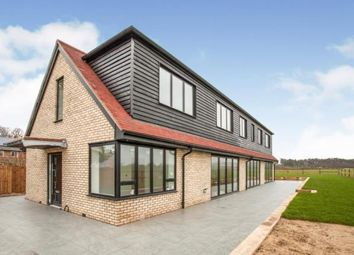 Thumbnail 5 bedroom detached house for sale in The Mayfair, London Road, Six Mile Bottom