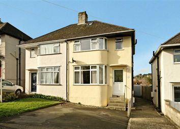 Thumbnail 3 bedroom semi-detached house for sale in Crabtree Road, Oxford