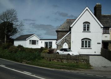 Thumbnail 3 bed semi-detached house for sale in Polperro Road, West Looe