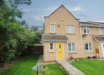 Thumbnail 3 bedroom semi-detached house for sale in Halecroft Park, Kingswood, Hull