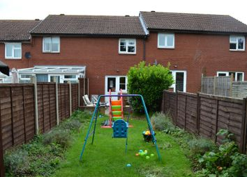 Thumbnail 2 bed semi-detached house to rent in Farringdon Way, Tadley