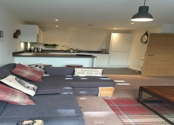 Thumbnail 2 bed flat to rent in Potato Wharf, Castlefield