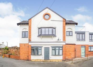 Thumbnail 1 bed flat for sale in School Hill, Heswall, Wirral