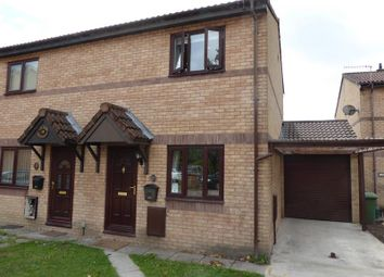 Thumbnail 2 bed semi-detached house for sale in Cae Rhos, Caerphilly