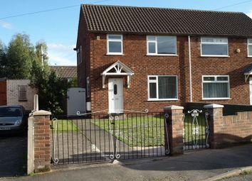 3 bed semi-detached house for sale in Maes Gwyn, Flint CH6