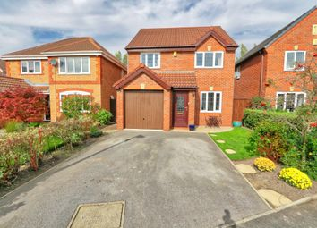 3 bed detached house for sale in Sunflower Meadow, Irlam, Manchester M44
