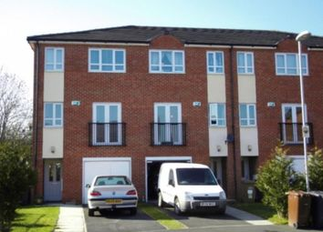 Thumbnail 4 bedroom town house to rent in Alder Grove, Preston