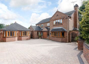 Thumbnail 6 bed detached house for sale in Kenderdine Close, Bednall, Stafford