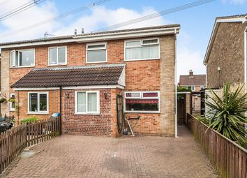 Thumbnail 3 bed semi-detached house for sale in Fauconberg Way, Yarm