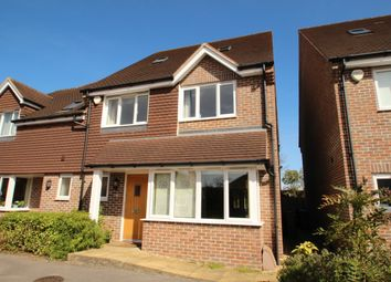 Thumbnail 4 bed semi-detached house to rent in Williamson Close, Mortimer Common, Reading