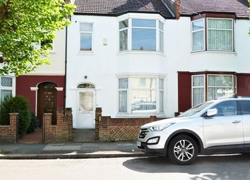 Thumbnail 3 bed terraced house to rent in Caithness Road, Mitcham, London
