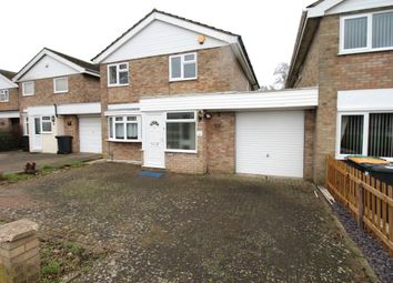 Thumbnail 4 bed detached house to rent in Avon Drive, Bedford