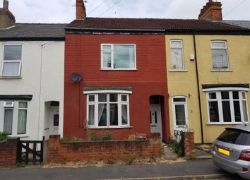 Thumbnail 3 bed terraced house for sale in 10 Bacon Street, Gainsborough, Lincolnshire