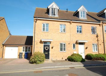 Thumbnail 4 bed terraced house for sale in Randall Drive, Orsett, Grays