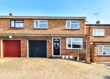 Thumbnail 3 bed terraced house for sale in Perins Close, Alresford, Hampshire
